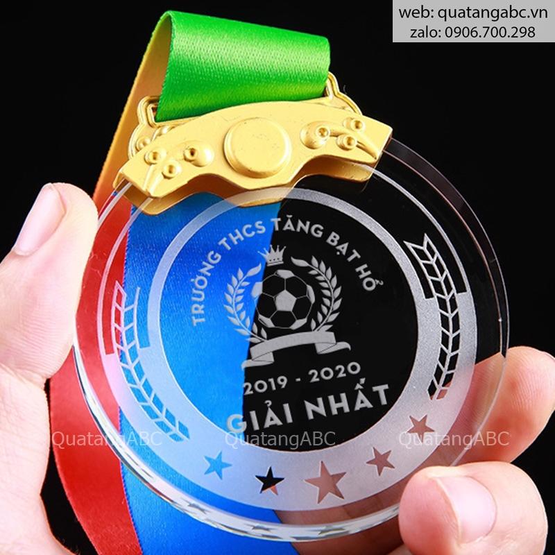 Huy chương pha lê trong HC14 – VÀNG